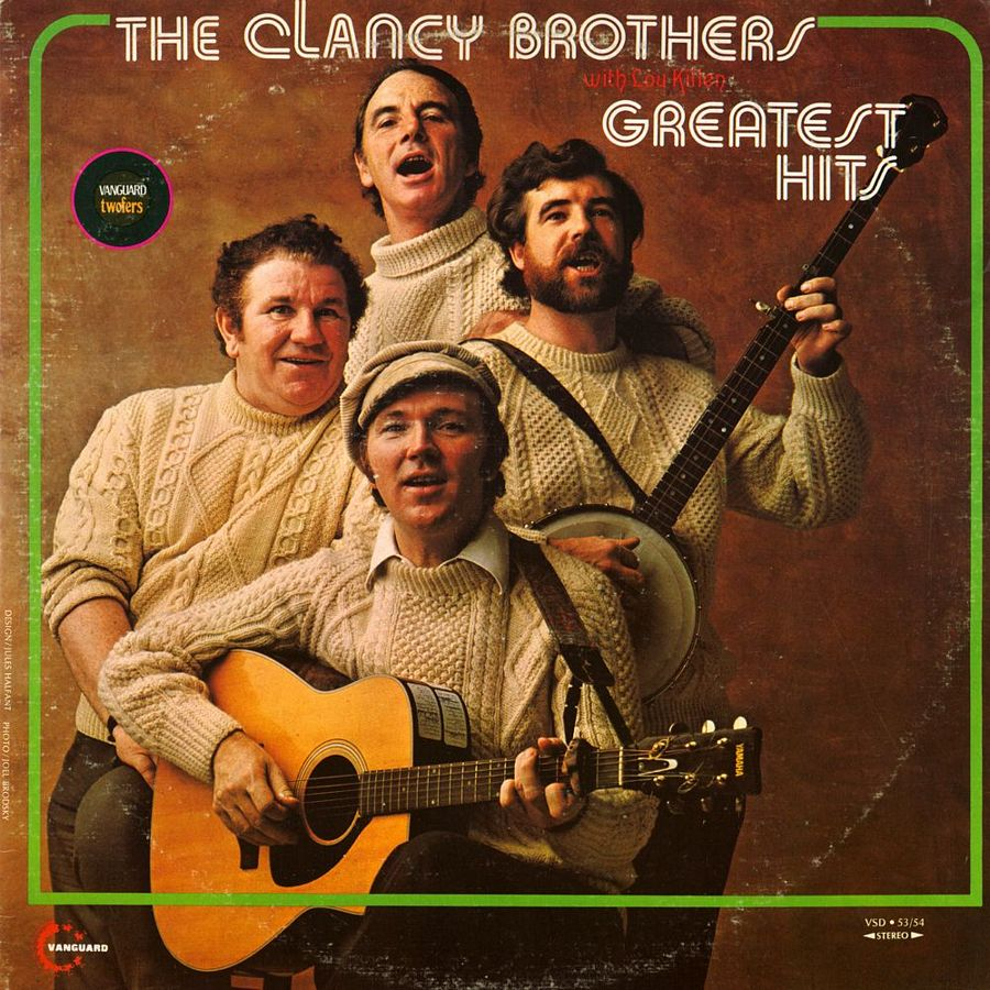 The Clancy Brothers Tommy Makem The Boys Wont Leave The Girls Alone