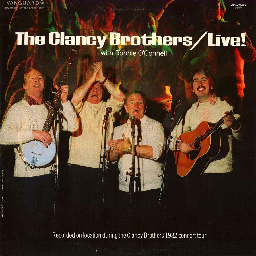 The Clancy Brothers - Christmas With The Clancy Brothers