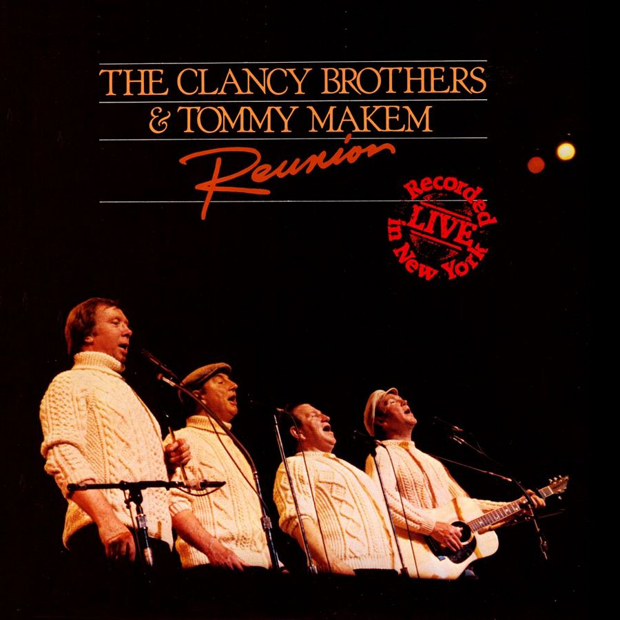 The Clancy Brothers Tommy Makem Hearty And Hellish A Live Nightclub Performance