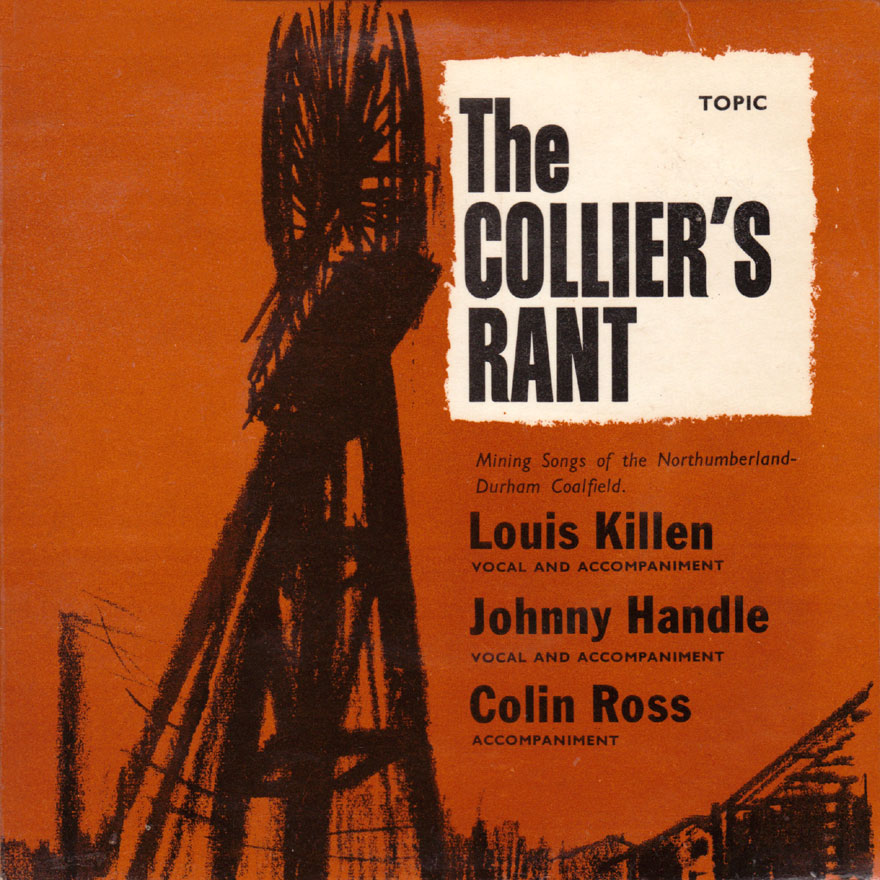 The Collier's Rant Louis Killen Discography at the Clancy Brothers and Tommy Makem